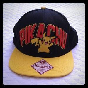 Pokemon Snapback hat